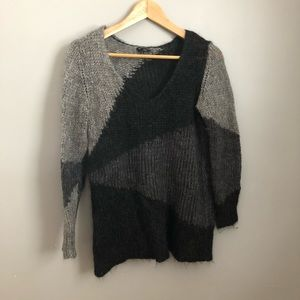 EUC Eileen Fisher mohair sweater